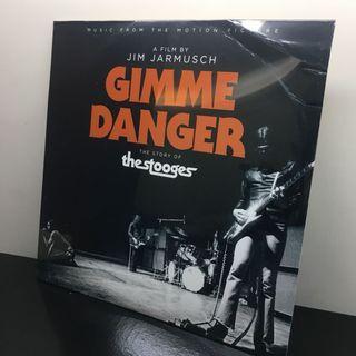 全新 黑膠唱片 一級危險 Gimme Danger The stooges