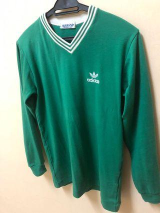 Adidas Vintage Long Sleeve Shirt
