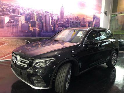 Brand New Mercedes GLC 250 4Matic AMG