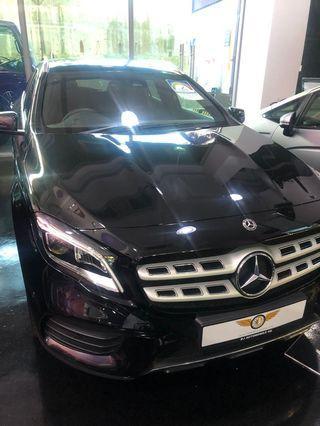 Brand New Mercedes GLA 200 AMG