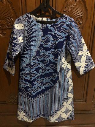 NonaRara Batik Dress