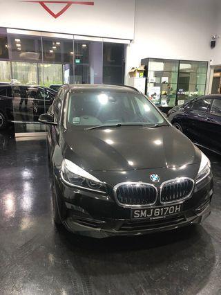 Brand New BMW 216I