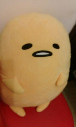 蛋黃哥暖手抱枕