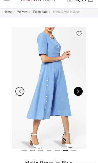 Fashionvalet Malia Dress by Thavia #CarousellBetter