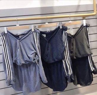 全新連身褲 最左邊那件