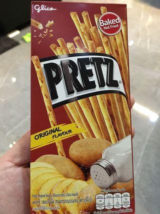 NEW Pretz Original