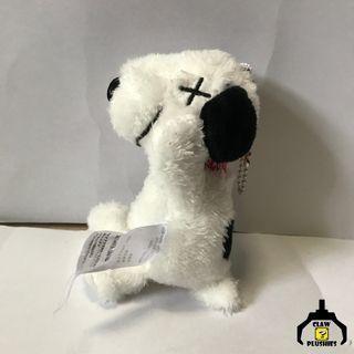 KAWS x Peanuts Snoopy Stuffed Keychain