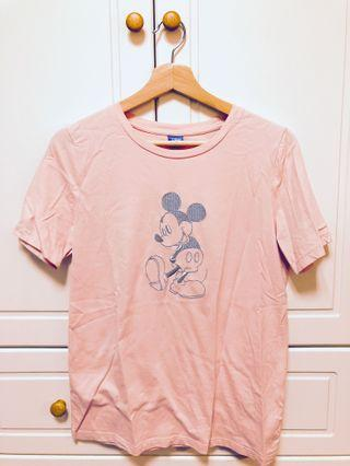 迪士尼 休閒T-shirt