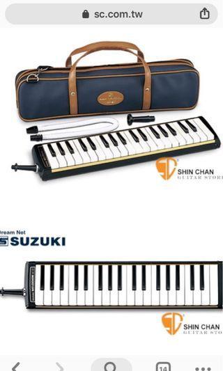 SUZUKI M-37C 口風琴 / M37C 37鍵口風琴原廠公司貨/日本製