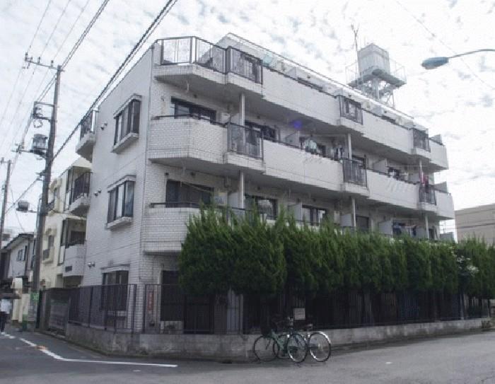 東京23區入門  サンパレス井草