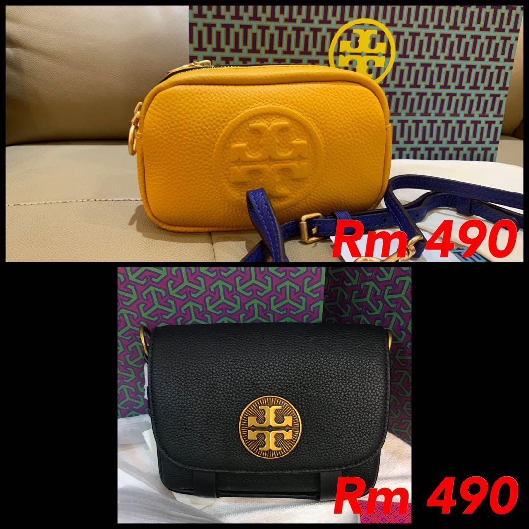 (27/07/19)Ready Stock Authentic Tory Burch women bag wristlet wallet listing