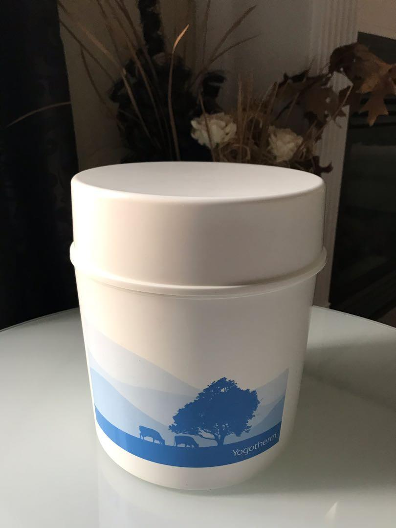 $55 YOGOTHERM YOGURT INCUBATOR / yogurt kefir maker
