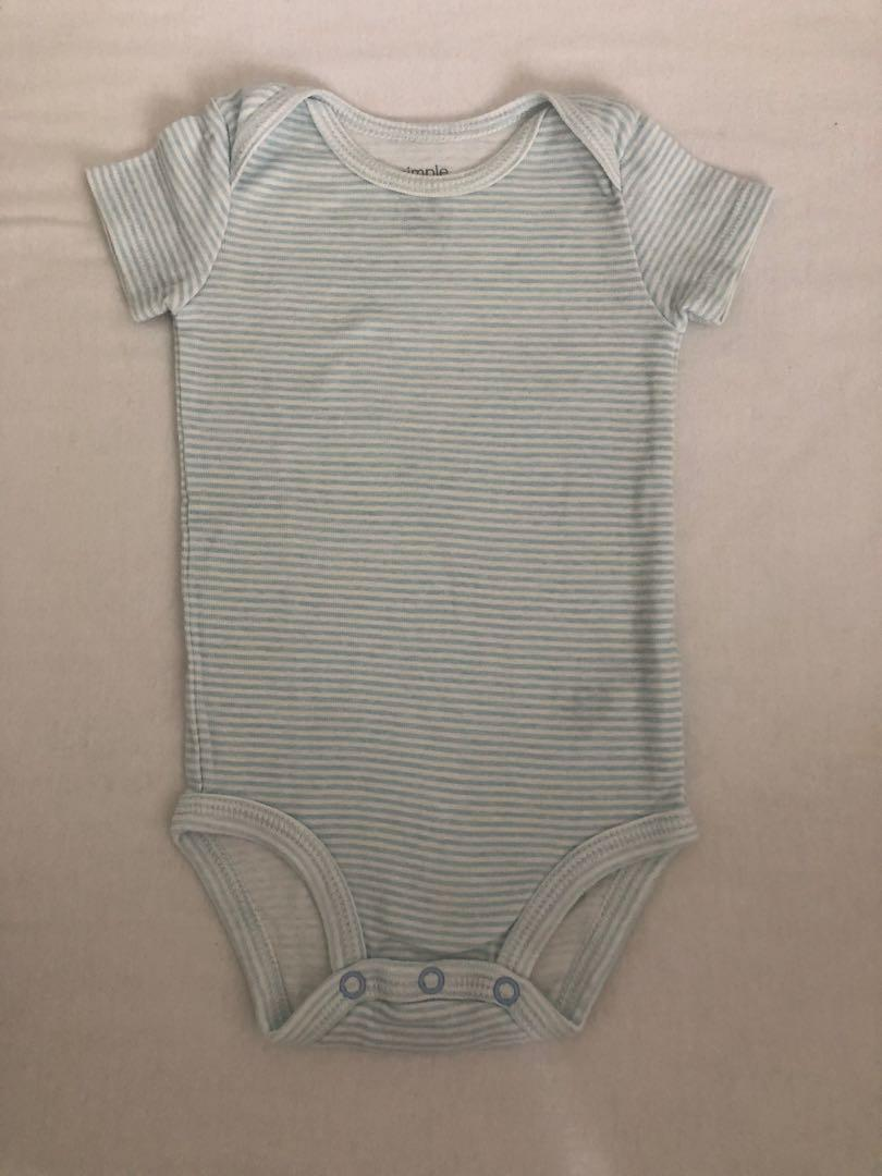 5 Baby Bodysuits