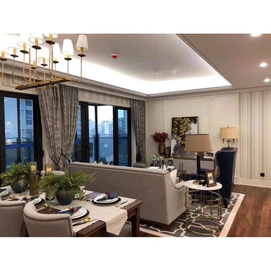華發筍盤加推#870呎三房首期50萬輕鬆上車,即買即收樓!