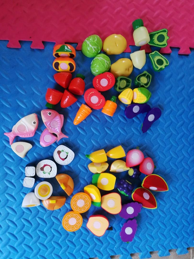 魔術貼 玩具 連膠盒