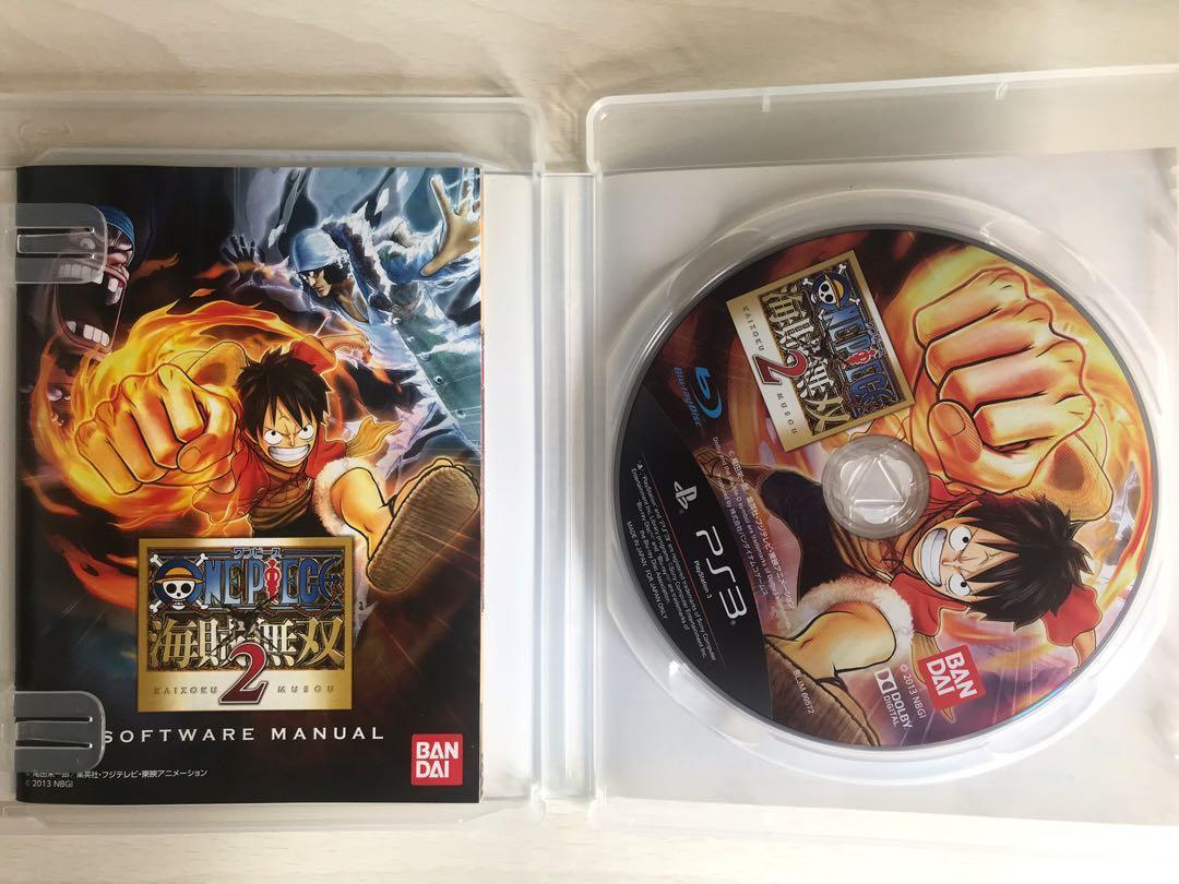 [二手] PS3 海賊無双 1&2 遊戲碟