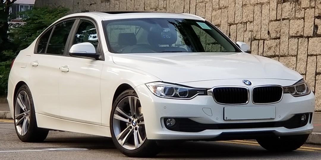 BMW 320I EfficientDynamics 2014