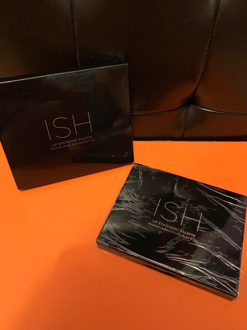 Brand New Ish Statement Lip Palette/ Laura Mercier Tinted Moisturizer