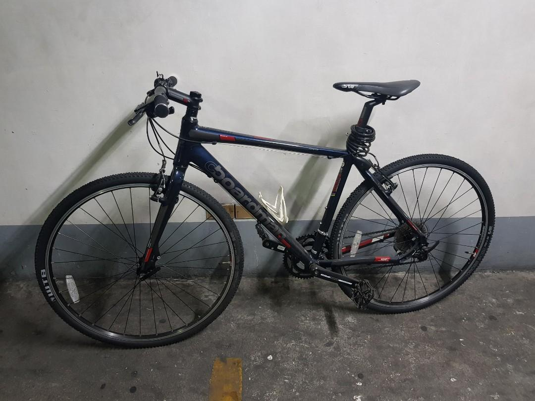 Chris Boardman Hybrid Sport, Sports, Bicycles on Carousell