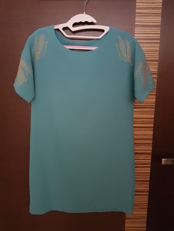 Clearance sales turqoise dress