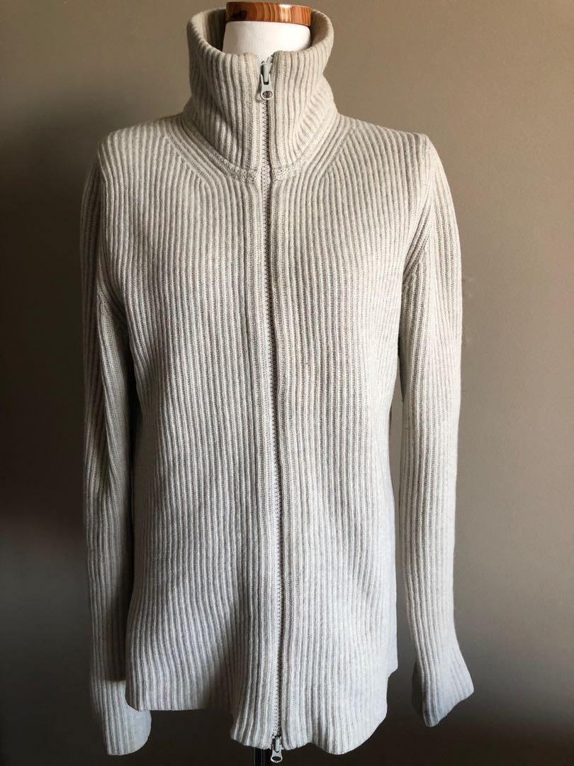 Country Road grey wool cardigan, size 6-10