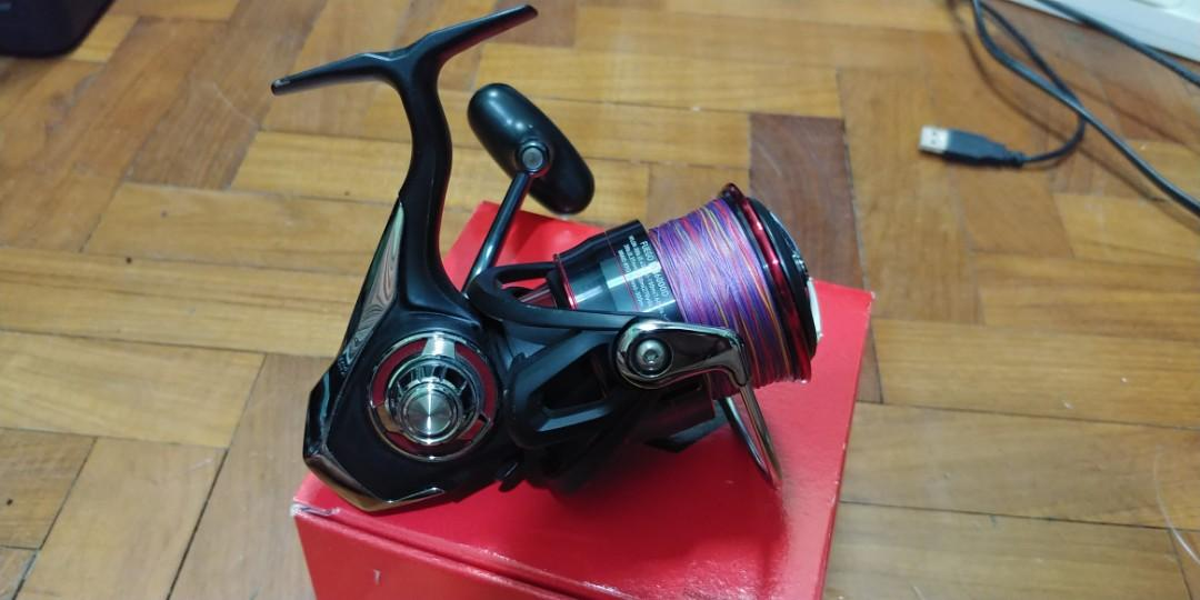 Daiwa Fuego Lt 6000d Sports Sports Games Equipment On Carousell