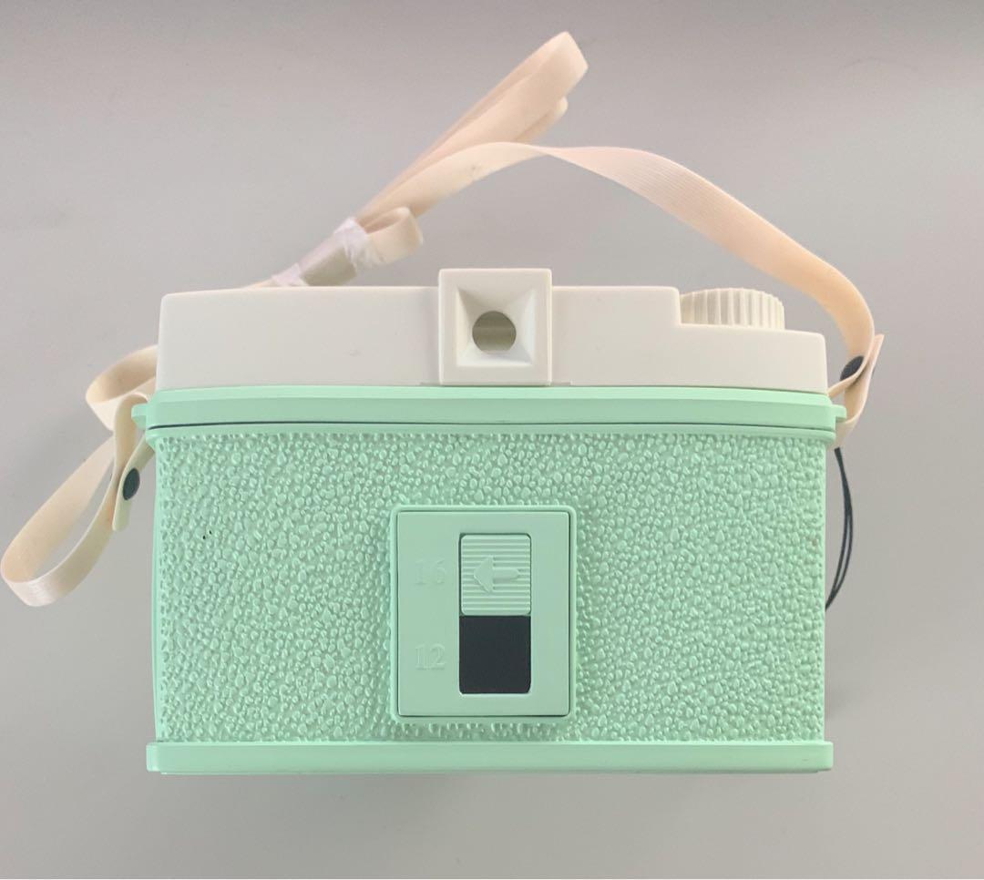 Diana F Vintage Lomography Medium Format Camera Kit
