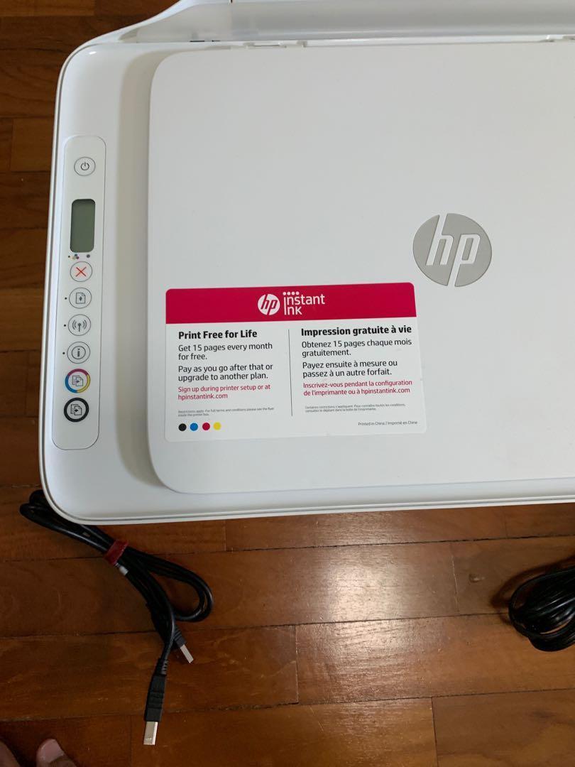 HP Deskjet Printer 2624, Electronics, Computer Parts