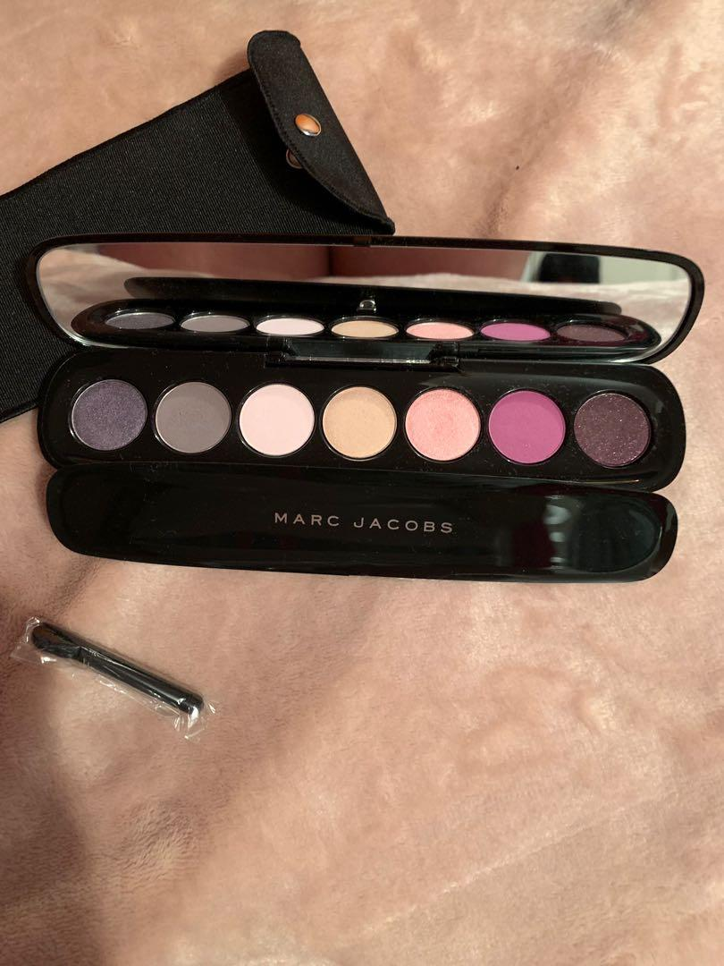 Brand New Marc Jacobs Beauty/ Style Eye Con 7 Plush Eyeshadow (The Tease)