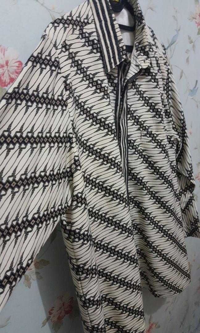 kemeja batik Arjuna Seda