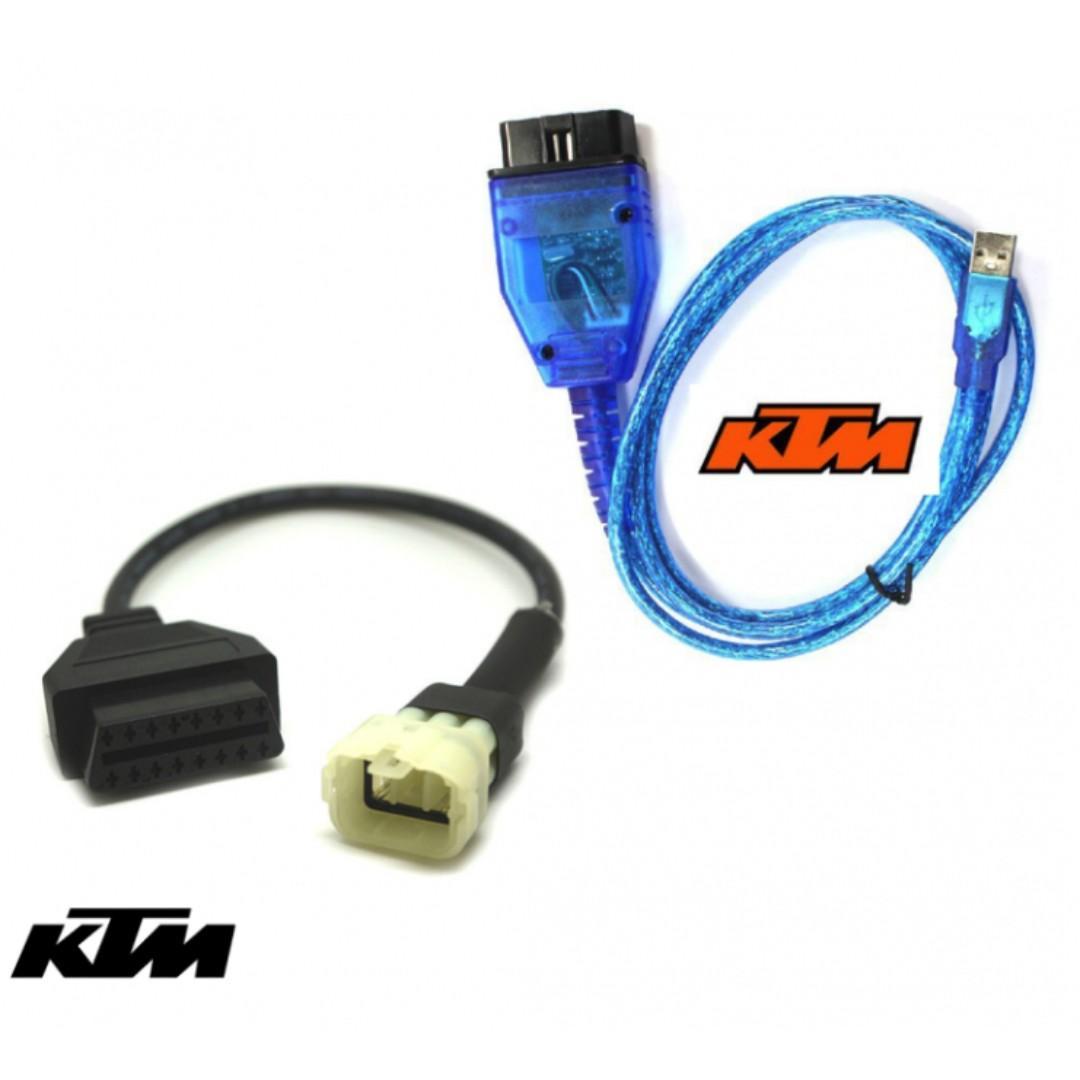 KTM Duke & RC Diagnostic Kit, Motorbikes, Motorbike