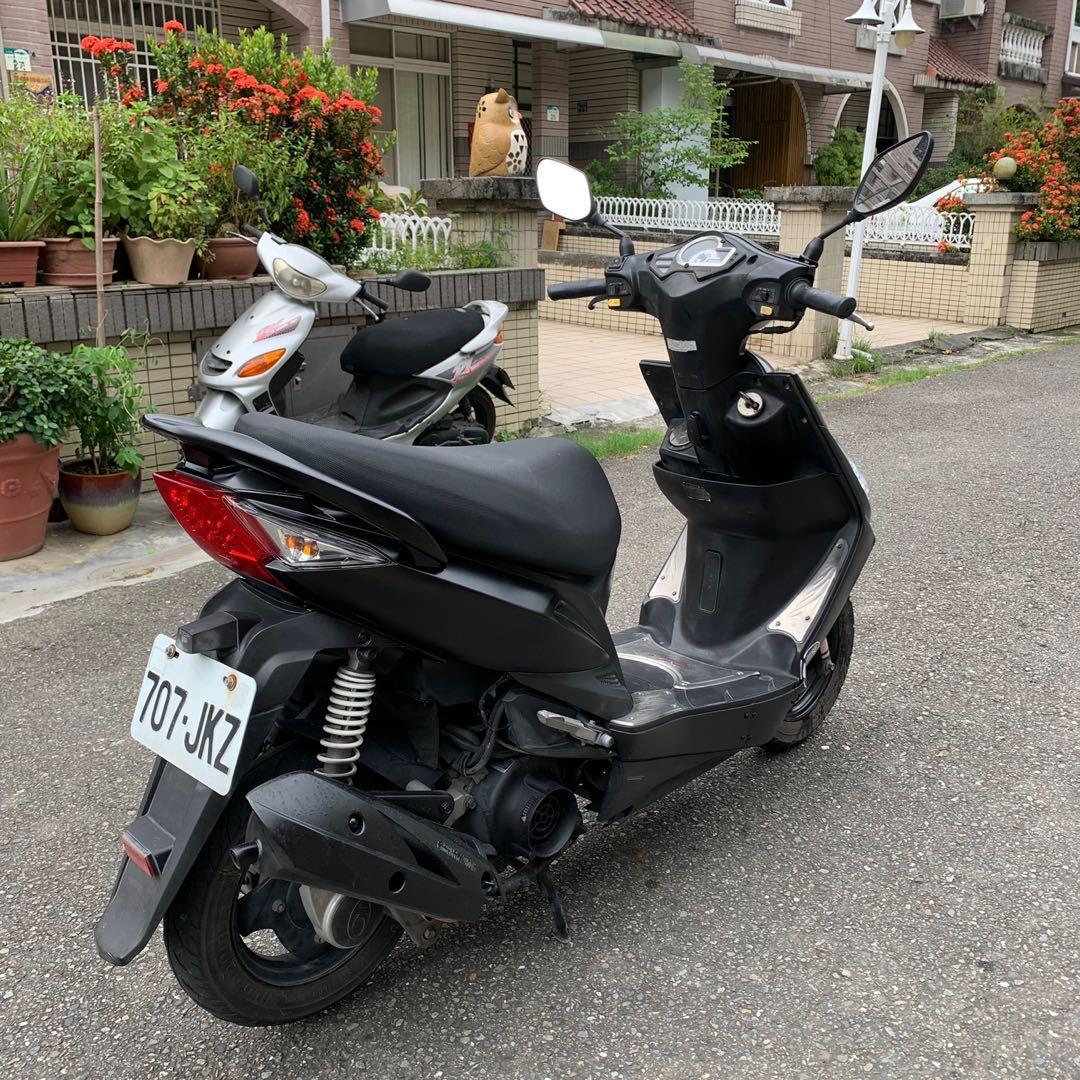 Kymco vjr 110cc