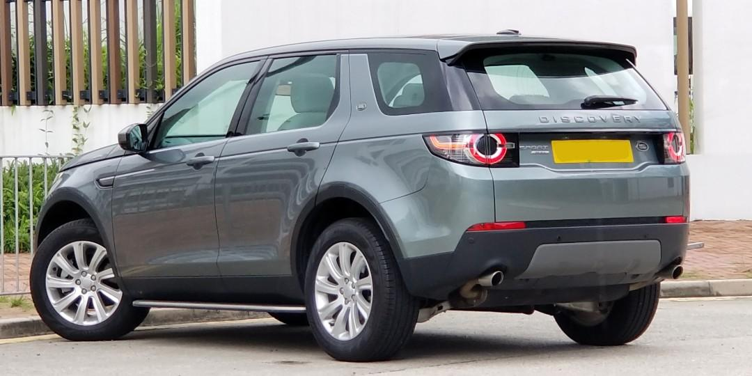 LAND ROVER DISCOVERY SPORT SE 2016
