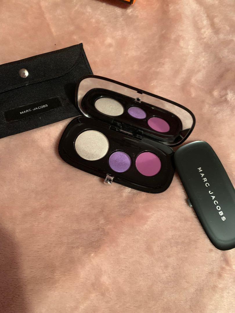Marc Jacobs Beauty/ Style Eye Con 3 Plush Eyeshadow (obo)