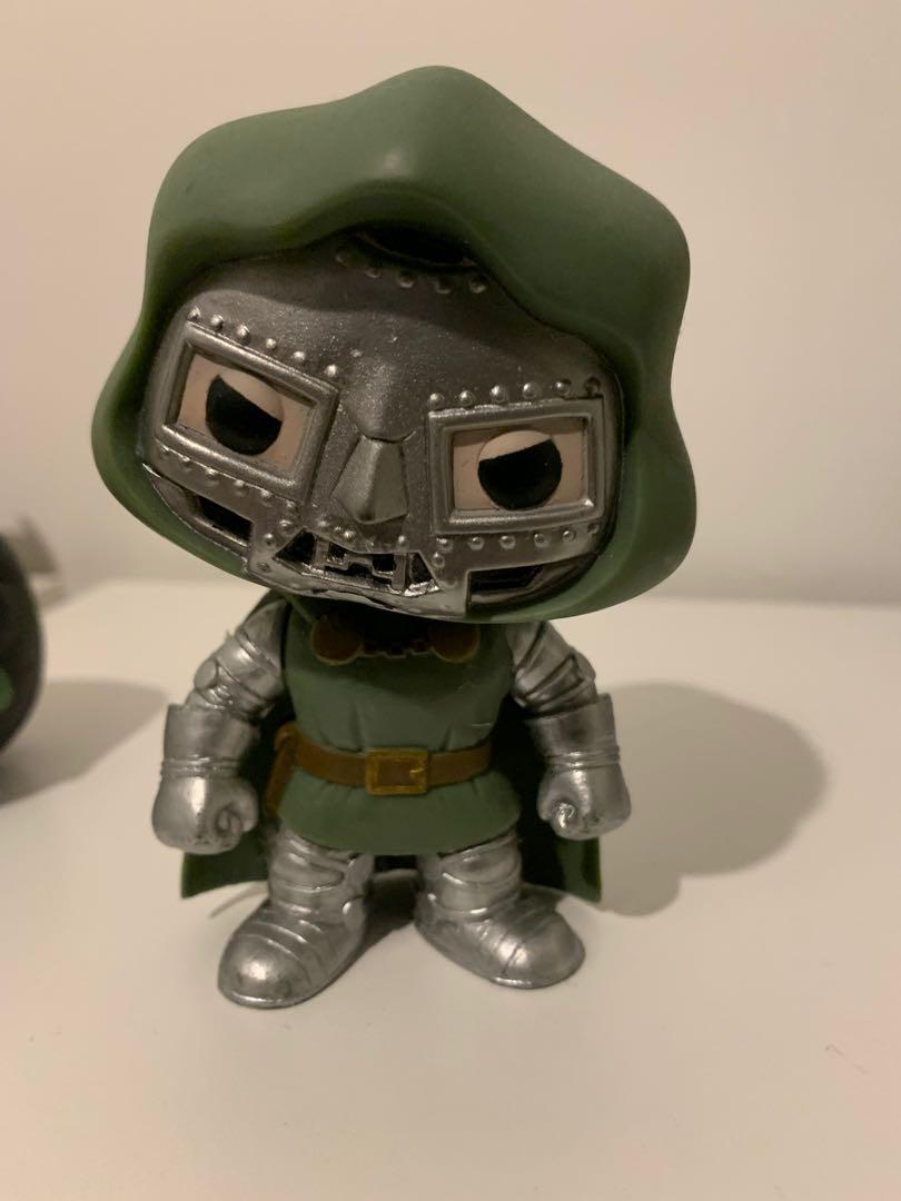 Marvel Dr Doom Pop Vinyl (Non-Metallic) #17 - Out of box