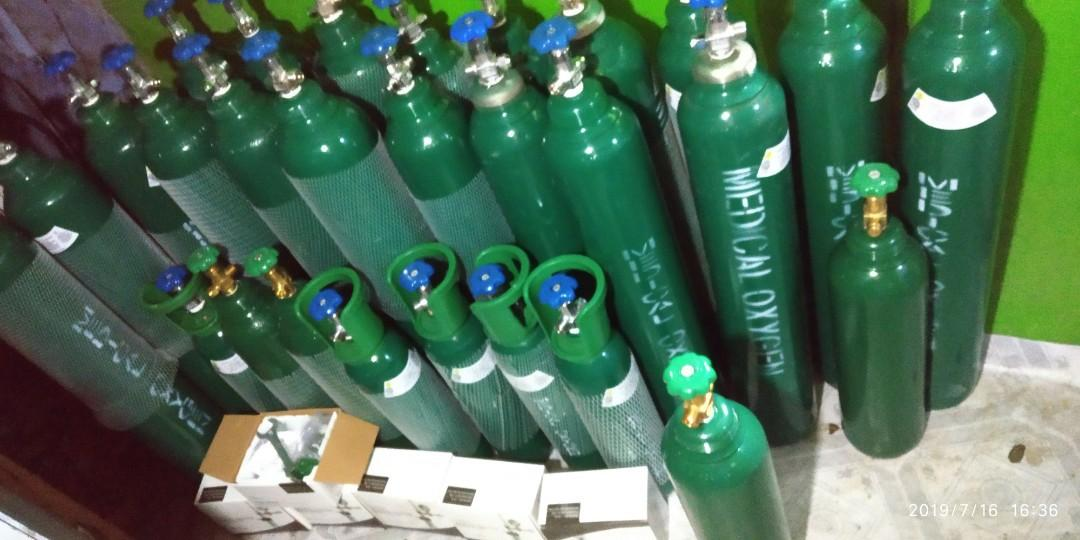 Medical oxygen tank sale or rent on Carousell
