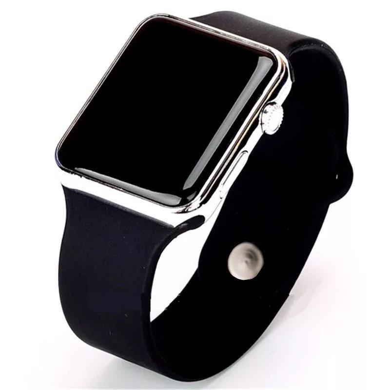 Men Sport Casual LED Watches Men's Digital Clock Man Army Military Silicone Wrist Watch Clock Hodinky Ceasuri Relogio Masculino