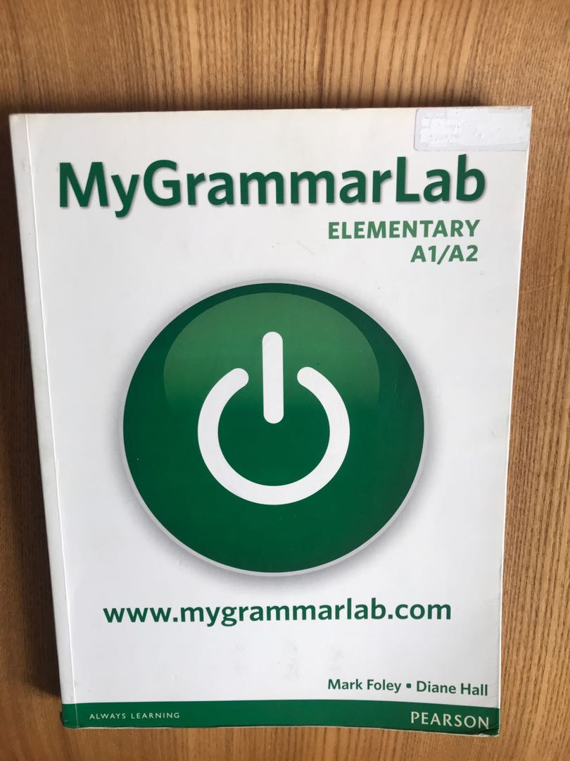 My Grammar Lab Elementary A1/A2 on Carousell