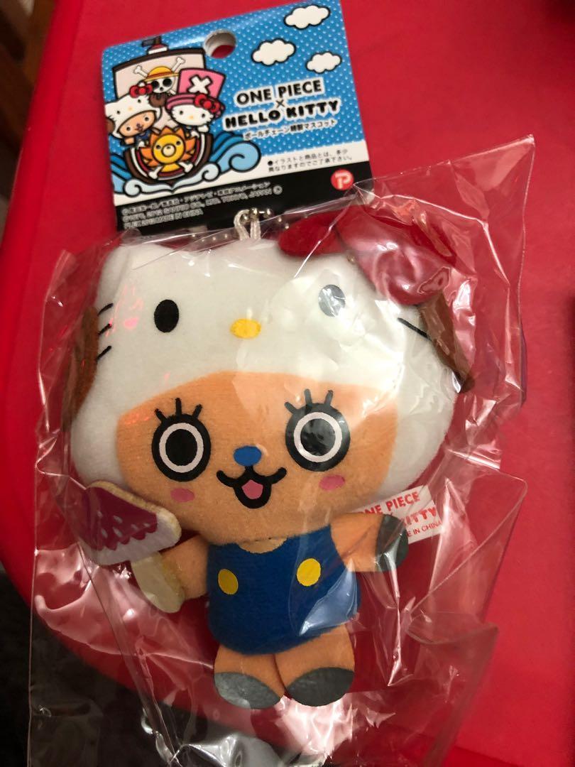 One piece x Hello kitty