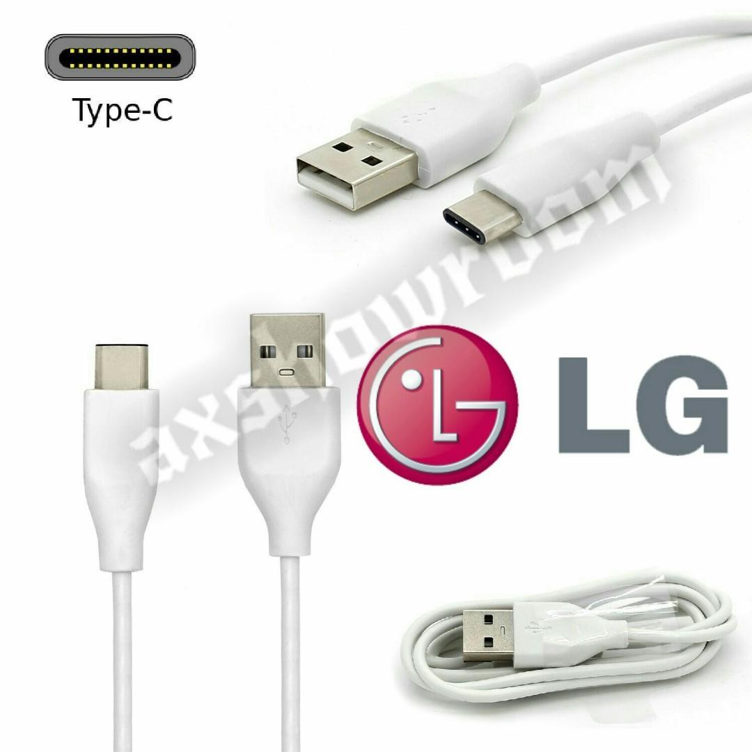 Original LG Genuine MCS-H05UR 1.8 Amp Mains USB 3pin Charger
