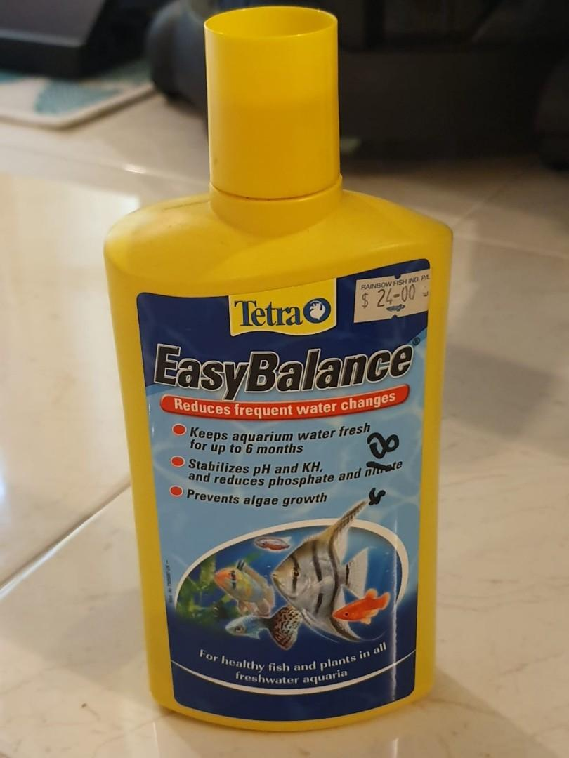 Prevention & treatment water conditioner for discus & other fish