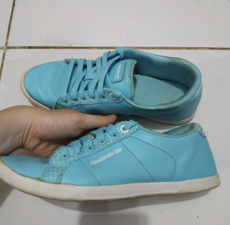 Rebook Original blue shoes