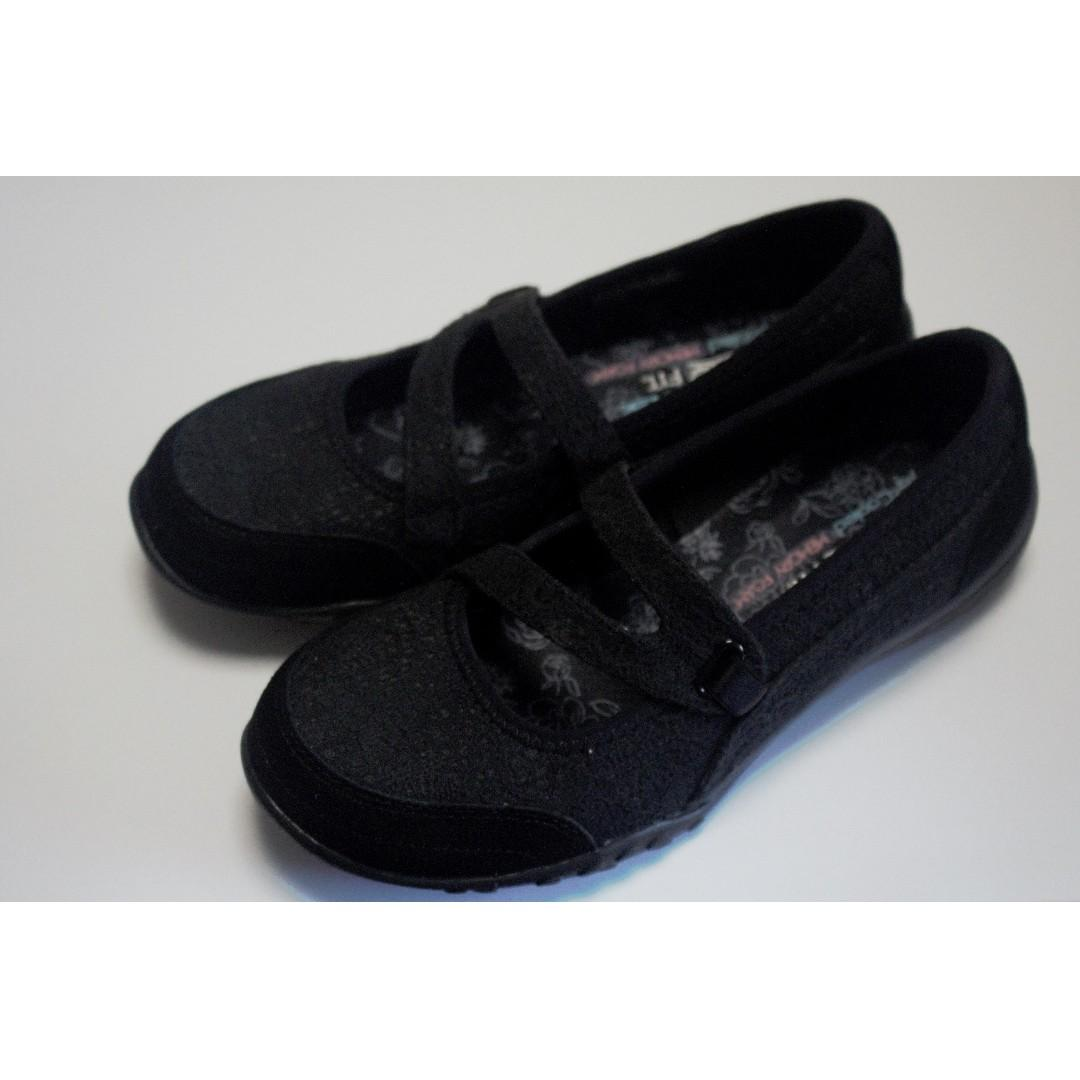 SKECHERS, US 6* EUR 36, RELAXED FIT: BREATHE EASY PRETTY