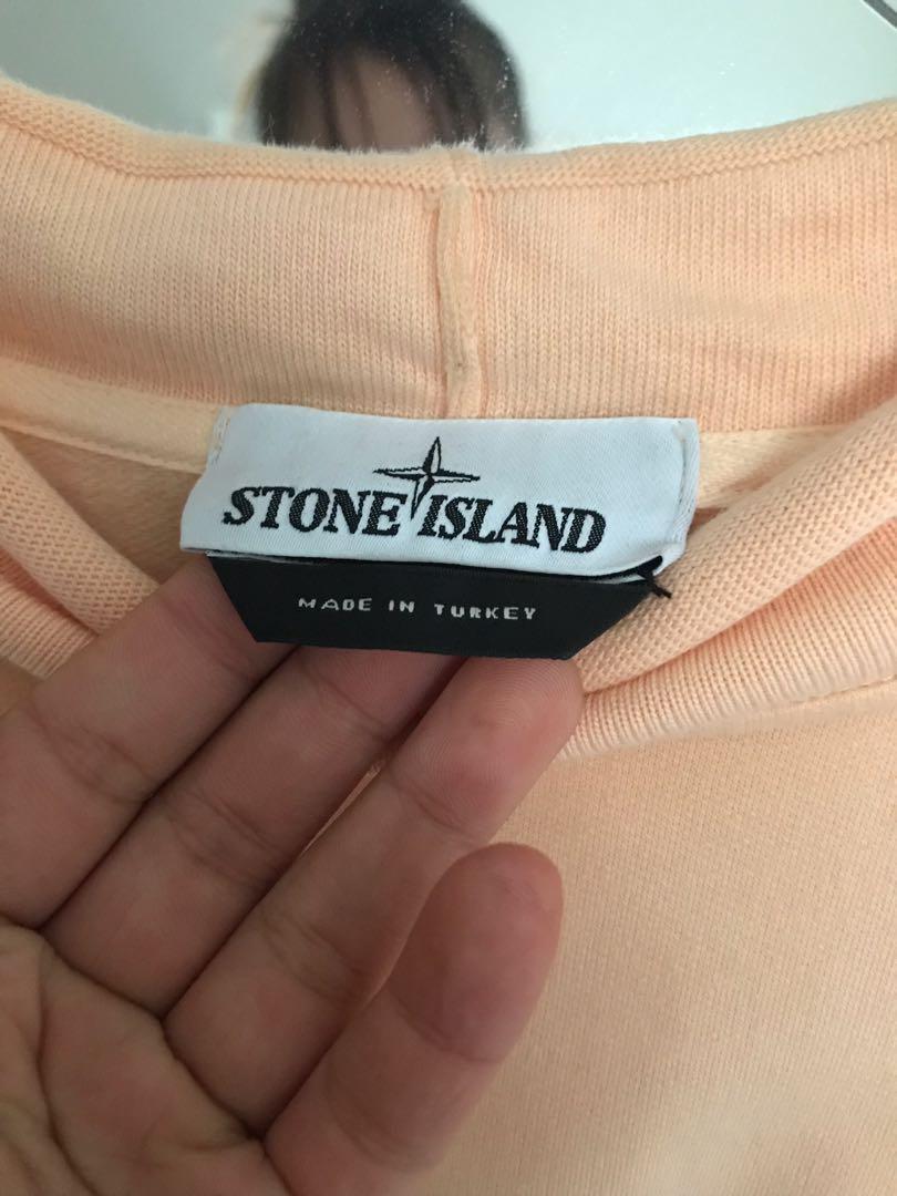 STONE ISLAND JUMPER XXL
