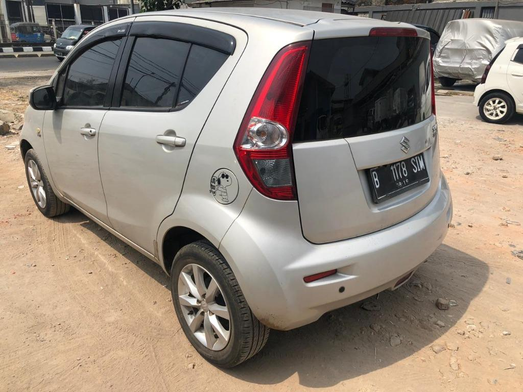 Suzuki Splash 1.2 GL A/T Matic 2014 Termurah se indonesia