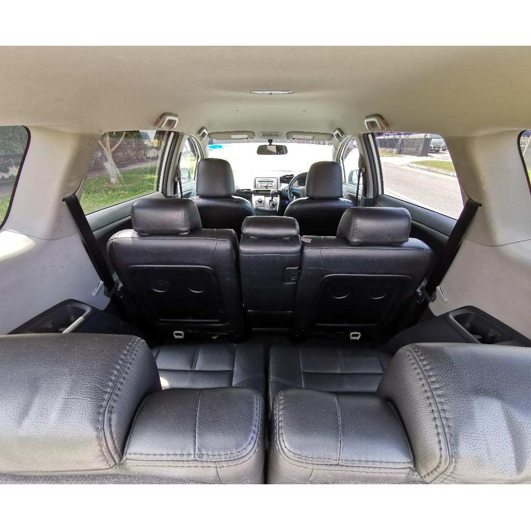 Toyota Wish 7 Seaters For PHV/Personal Leasing