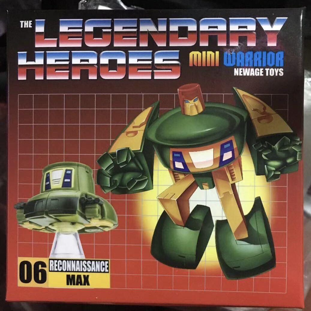 Transformers Newage NA H6 MAX mini G1 Cosmos Action figure toy in stock