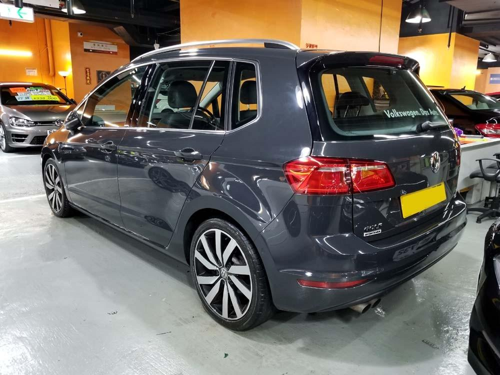 VW GOLF SPORTSVAN 1.4 TSI 2015