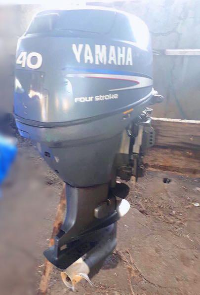 Yamaha 40hp Outboard Engine for Boats on Carousell
