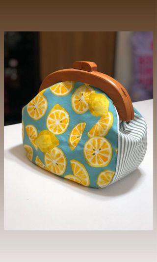 木口金包 檸檬🍋